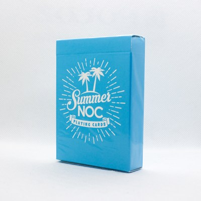 Summer NOC Blue Deck