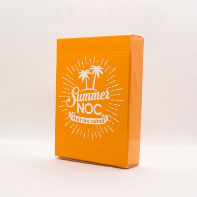 Summer NOC Orange Deck