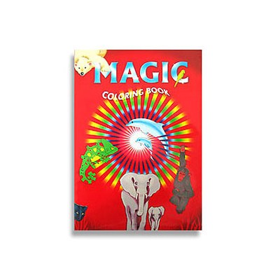 Magic Coloring Book - Large