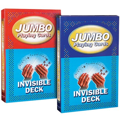 Invisible Deck - Jumbo