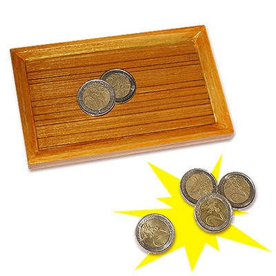 Endless Coin Tray
