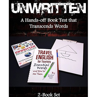 Unwritten Book Test Set by J C SUM