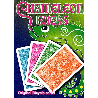 Chameleon Backs - Bicycle