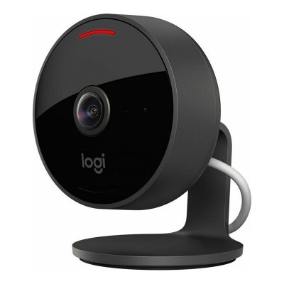 Logitech IP Wi-Fi Camera Circle View
