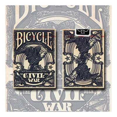 Bicycle Civil War Blue Deck by Jackson Robinson
