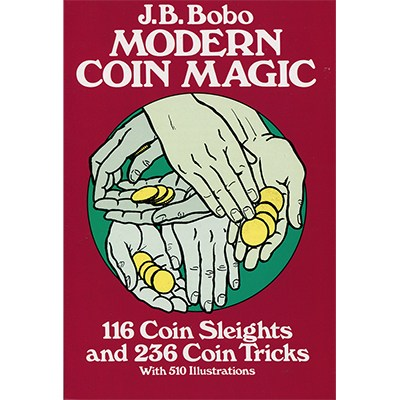 Modern Coin Magic by Dover