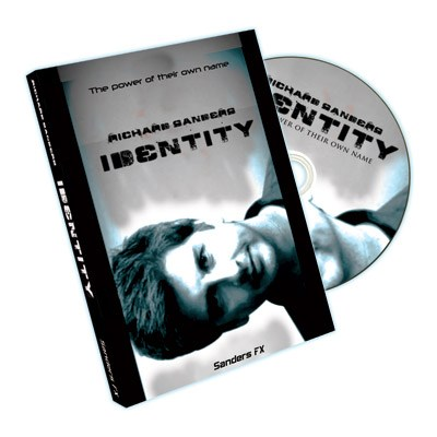 Identity (With DVD) by Richard Sanders