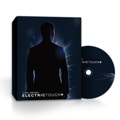 Electric Touch+ (With DVD) by Yigal Mesika