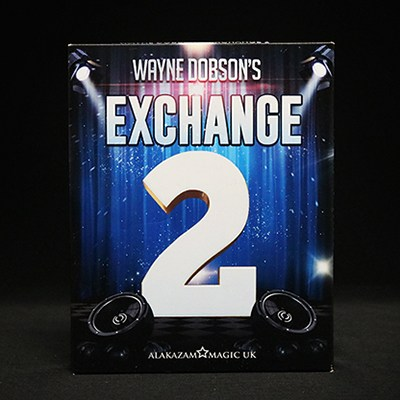 Waynes Exchange 2 by Wayne Dobson
