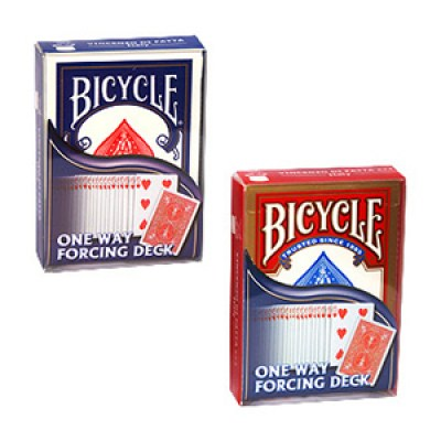 Bicycle One Way Force Deck