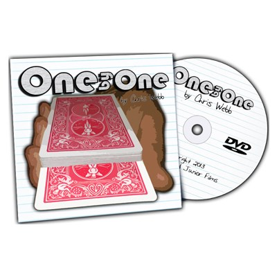 One By One (With DVD) by Chris Webb