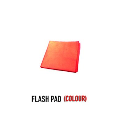 Flash Pad Red - 20 τεμ.