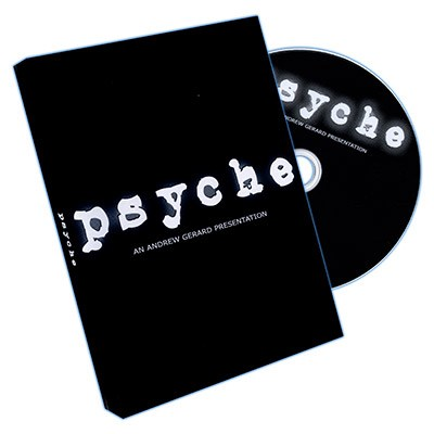 Psyche (DVD) by Andrew Gerard