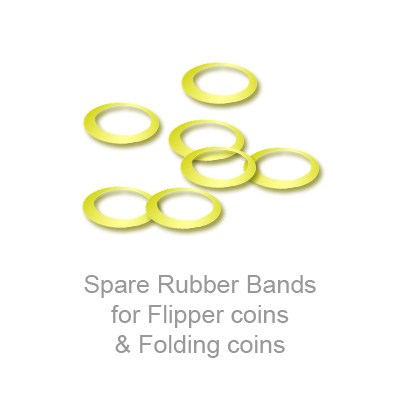 Rubber Bands For Coins - 10 τεμ.