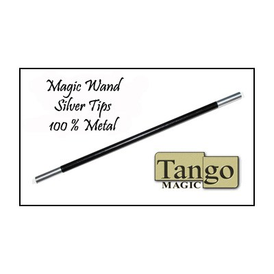 Magic Wand with Silver Tips by Tango