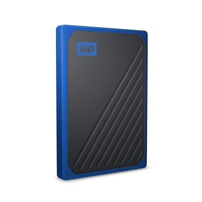 Western Digital SSD My Passport Go 1TB - Cobalt