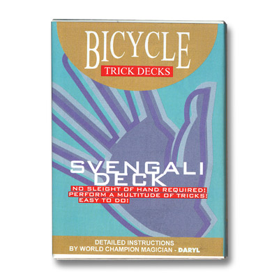 Svengali Deck - Bicycle